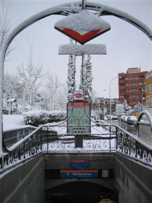 Metro De Madrid Madripedia