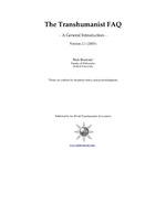 The Transhumanism FAQ.pdf